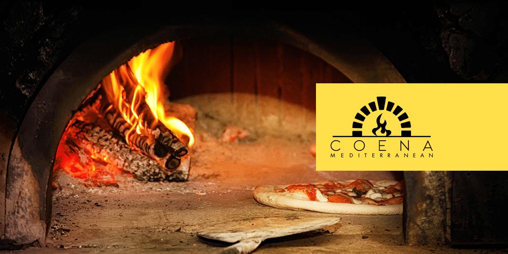 Grab a Pizza at restaurant Coena in Hanazono