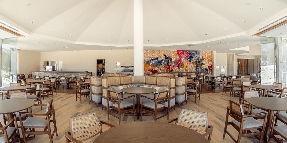 Restaurant Coena Interior