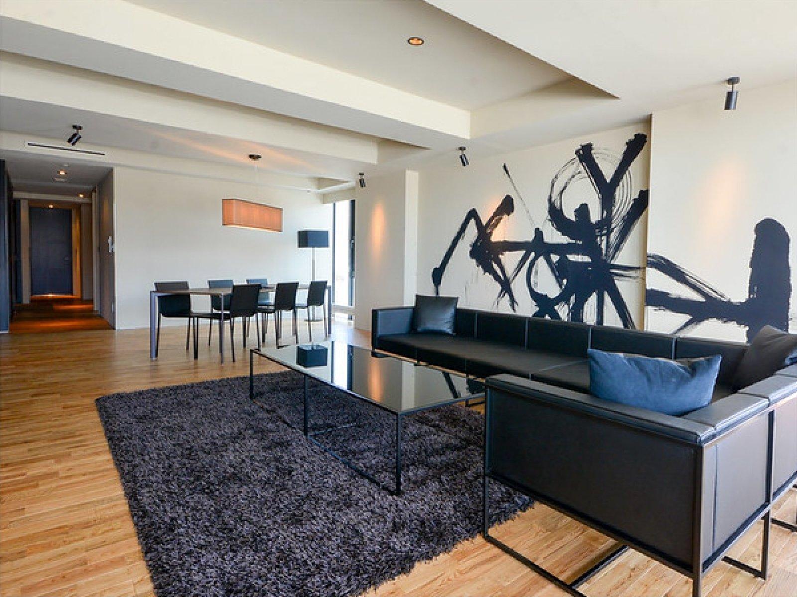 Stylish sofa set of MUSE Niseko