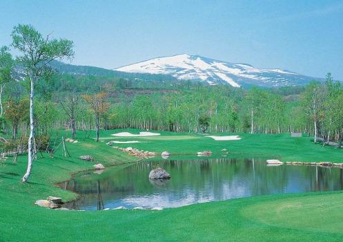 Hanazono golf hole 2 thumbnail