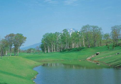 Hanazono golf hole 13 thumbnail