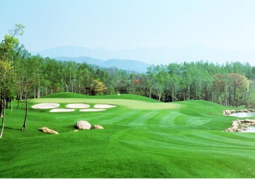Hanazono golf hole 12 thumbnail